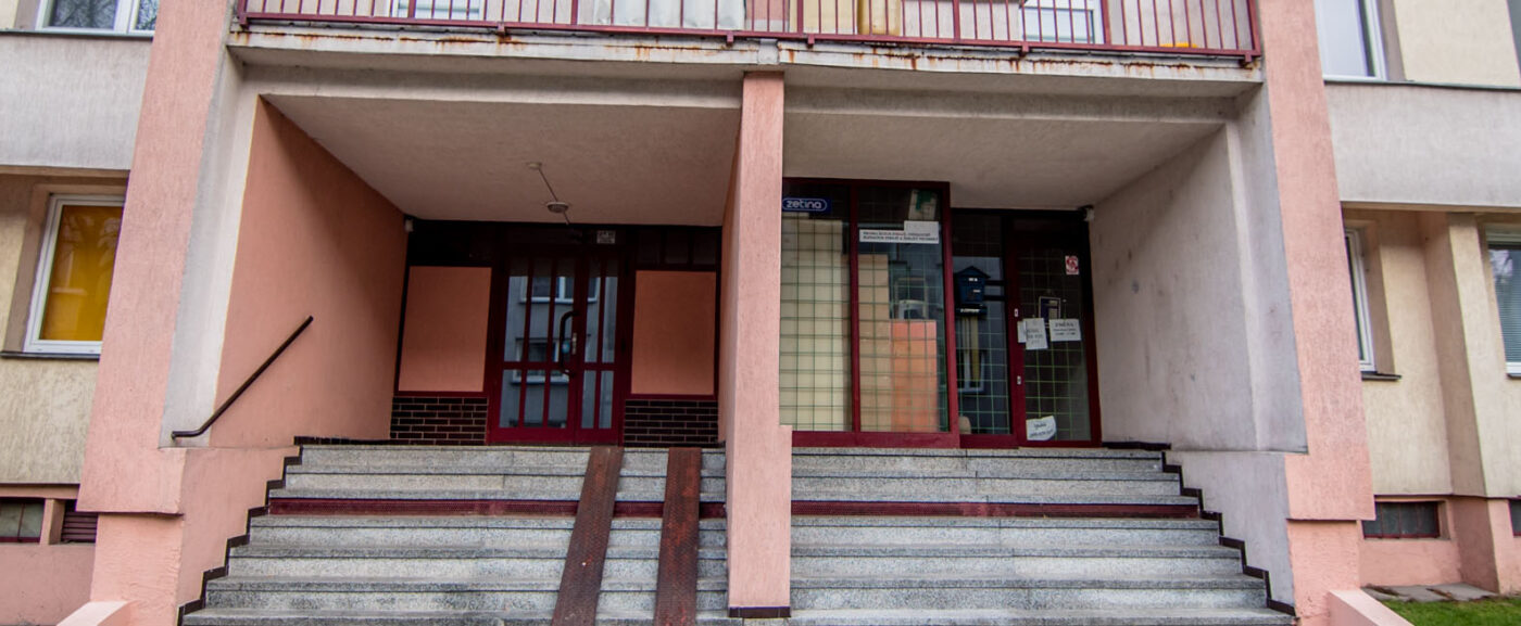 Zadní vchod